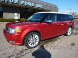 2011 Ford Flex Red Candy Metallic