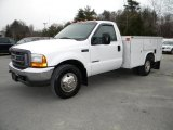 2000 Ford F350 Super Duty XL Regular Cab Dually Chassis Data, Info and Specs