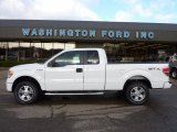 2010 Oxford White Ford F150 STX SuperCab 4x4 #40571098