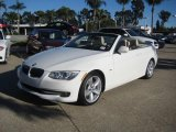 2011 Alpine White BMW 3 Series 328i Convertible #40570802
