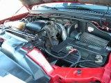 2003 Ford F250 Super Duty XLT SuperCab 4x4 7.3 Liter OHV 16 Valve Power Stroke Turbo Diesel V8 Engine