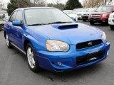 2004 Subaru Impreza WRX Sedan Data, Info and Specs