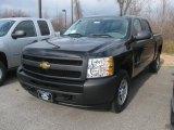 2011 Chevrolet Silverado 1500 Crew Cab 4x4