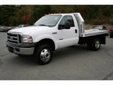 2007 Ford F350 Super Duty XLT Regular Cab 4x4 Chassis Data, Info and Specs