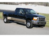 2000 Ford F350 Super Duty Lariat Extended Cab 4x4 Dually Data, Info and Specs