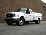 2004 Ford F350 Super Duty XLT SuperCab 4x4 Chassis Data, Info and Specs