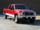 2003 Ford F350 Super Duty Lariat Crew Cab 4x4 Data, Info and Specs