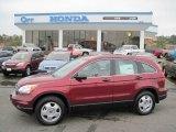 2011 Tango Red Pearl Honda CR-V LX #40571149