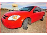 2007 Victory Red Chevrolet Cobalt LS Coupe #4054593
