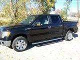2010 Tuxedo Black Ford F150 XLT SuperCrew #40570875