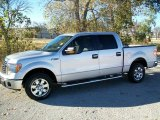 2010 Ingot Silver Metallic Ford F150 XLT SuperCrew #40570876