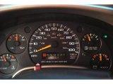 2004 Chevrolet Astro Cargo Van Gauges