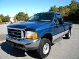 2000 Ford F250 Super Duty XLT Regular Cab 4x4 Data, Info and Specs