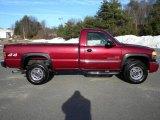 2005 GMC Sierra 2500HD Sport Red Metallic