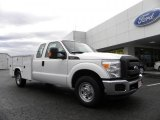 2011 Ford F250 Super Duty XL SuperCab Chassis Data, Info and Specs