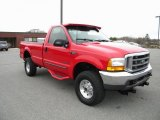 2000 Ford F350 Super Duty XLT Regular Cab 4x4 Data, Info and Specs