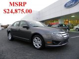 2011 Sterling Grey Metallic Ford Fusion SE #40570912