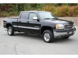 2001 GMC Sierra 2500HD SLE Crew Cab 4x4 Data, Info and Specs