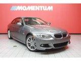 2011 Space Gray Metallic BMW 3 Series 335i Coupe #40571213