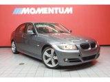 2011 Space Gray Metallic BMW 3 Series 335i Sedan #40571214