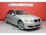 2011 Titanium Silver Metallic BMW 3 Series 328i Sedan #40571216