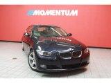 2008 Monaco Blue Metallic BMW 3 Series 328i Coupe #40571225
