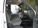 2003 Chevrolet Silverado 3500 Regular Cab 4x4 Chassis Dump Truck Dark Charcoal Interior