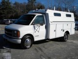 2000 Chevrolet Express Cutaway 3500 Commercial Utility Van Data, Info and Specs