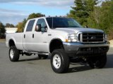 2004 Ford F250 Super Duty Lariat Crew Cab 4x4 Data, Info and Specs