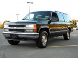 1997 Chevrolet Suburban K1500 LT 4x4 Data, Info and Specs