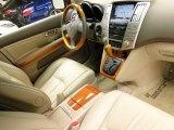 2008 Lexus RX 350 Ivory Interior