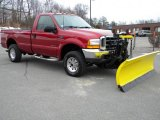 2001 Ford F350 Super Duty XLT Regular Cab 4x4 Data, Info and Specs