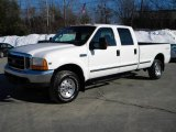 1999 Ford F250 Super Duty XLT Crew Cab 4x4 Data, Info and Specs