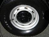Dodge Ram Van 2000 Wheels and Tires