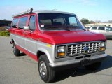 Ford E Series Van 1989 Data, Info and Specs