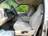 1999 Ford F350 Super Duty XLT Crew Cab 4x4 Dually Medium Prairie Tan Interior