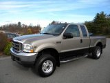 2002 Ford F250 Super Duty Arizona Beige Metallic