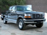 Ford F250 1997 Data, Info and Specs