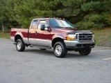 2000 Ford F250 Super Duty XLT Extended Cab 4x4 Data, Info and Specs