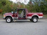 2000 Ford F250 Super Duty XLT Extended Cab 4x4 Exterior