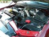 2000 Ford F250 Super Duty XLT Extended Cab 4x4 7.3 Liter OHV 16-Valve Power Stroke Turbo Diesel V8 Engine