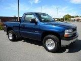 2000 Chevrolet Silverado 1500 Indigo Blue Metallic