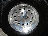2000 Chevrolet Silverado 1500 Regular Cab 4x4 Custom Wheels