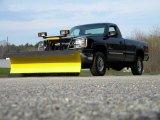 2003 Black Chevrolet Silverado 2500HD LS Regular Cab 4x4 #40571502
