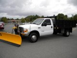 2000 Ford F350 Super Duty XL Regular Cab 4x4 Stake Truck Data, Info and Specs