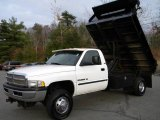 2002 Dodge Ram 3500 ST Regular Cab 4x4 Chassis Dump Truck Data, Info and Specs