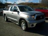 2010 Silver Sky Metallic Toyota Tundra TRD Double Cab 4x4 #40571640