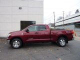 2007 Salsa Red Pearl Toyota Tundra SR5 TRD Double Cab 4x4 #40571789