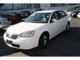2007 White Chevrolet Malibu LT Sedan #40571808