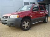 2003 Redfire Metallic Ford Escape XLS #40667875